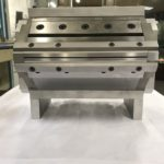 Tooling for extrusion plastic