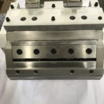 Tooling for thermoplastic extrusion