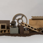 Concept Outillages wooden profiles