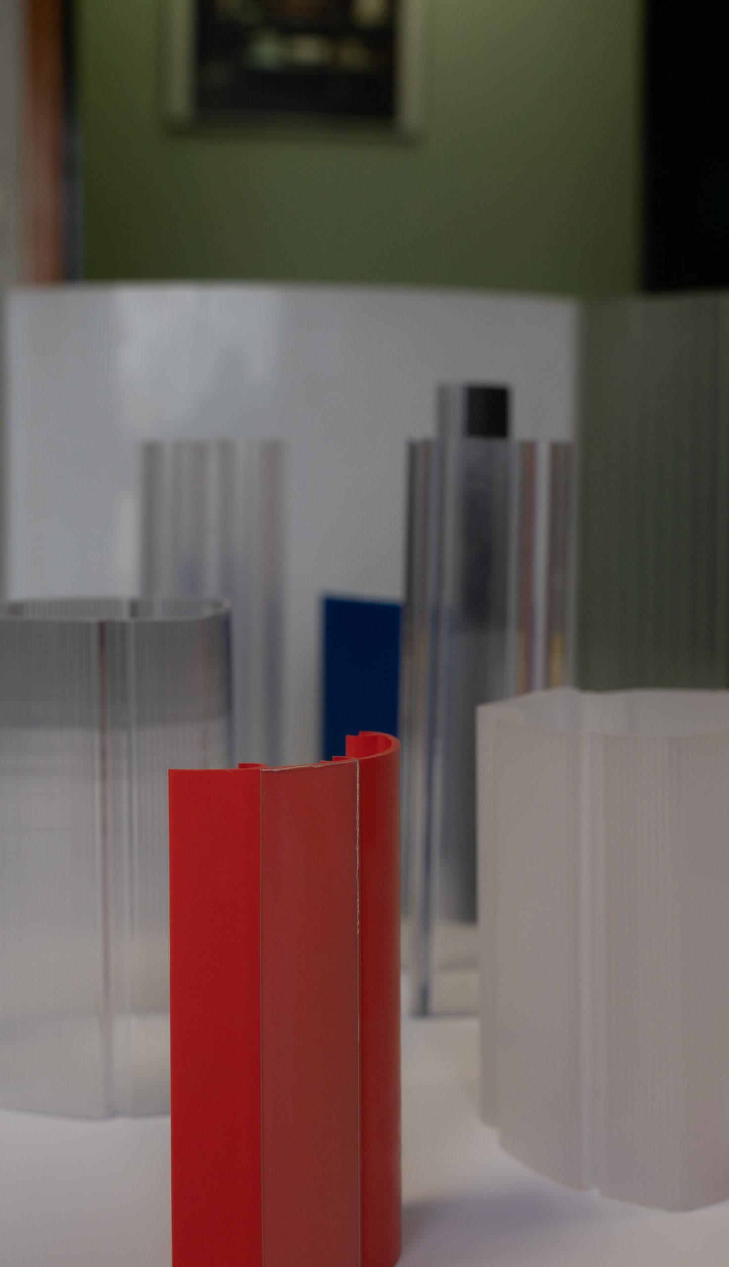 Concept Outillages plastic profiles